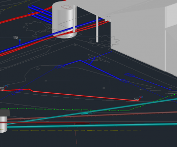 Utility Mapping - Underground Services
